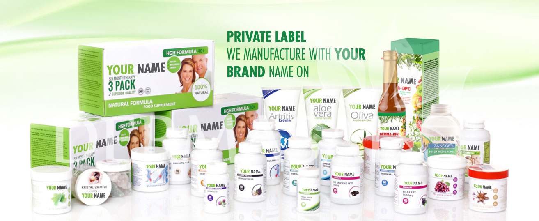 Private Label | Dermasal