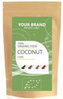 COCONUT CHIPS RAW ORGANIC