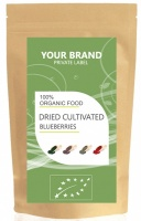 DRIED CULTIVATED BLUEBERRIES ORGANIC
